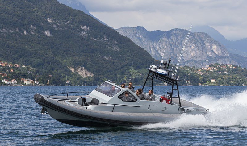RIB 42' SF for Cyprus Navy