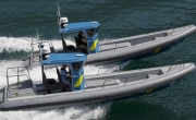 RIB 34' and 39' SF for Swedish Coast Guard